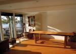 Solid Cedar Table