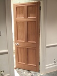Mahogany Door Unfinished