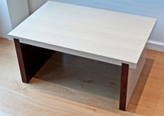 Bespoke Handmade Ash Coffee Table for Sale
