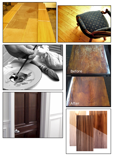 French Polishing Services London