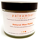 Light Beeswax Polish for Sale - Use light wax for light woods such as Pine, Maple, Beech and Light oak