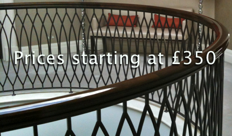 Handrail French Polishing Service
