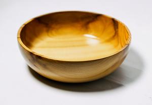 Handmade Lemon wood, Birch ply Bowl for Sale