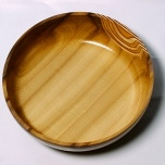 handmade Lemonwood and Birch Ply Bowl