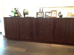 Bespoke Furniture - Walnut Sideboard With Granite Top