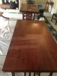 French Polising Mahogany Boardroom Table